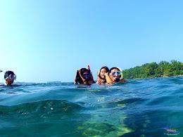 family trip pulau harapan, 1-2 agustus 2015 gopro 11