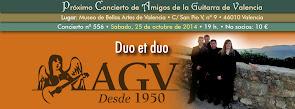Concierto de Duo et duo
