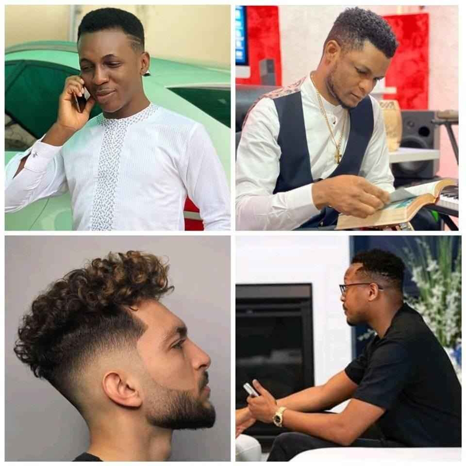 Nigerian men hairstyles
