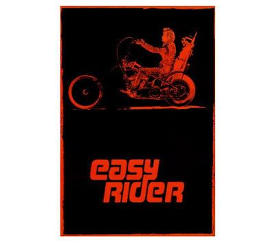 Vintage filmposter van Easy Rider
