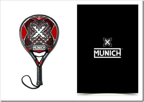 La firma MUNICH apuesta por el pádel lanzando su primera colección de palas.