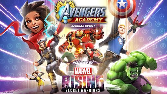 Game MARVEL Avengers Academy APK for Windows Phone