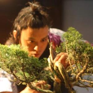 2010年 ブエノスアイレスでの盆栽フェスティバル