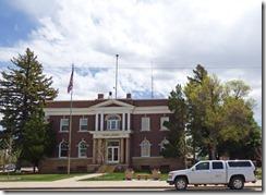 San Juan County Building, Monticello, Utah