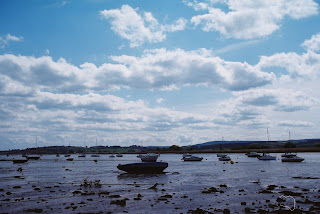The Exe Estuary at Topsham