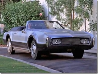 Oldsmobile Toronado Mannix