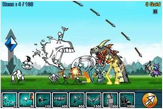 Game Perang  Android Terbaik Cartoon Wars