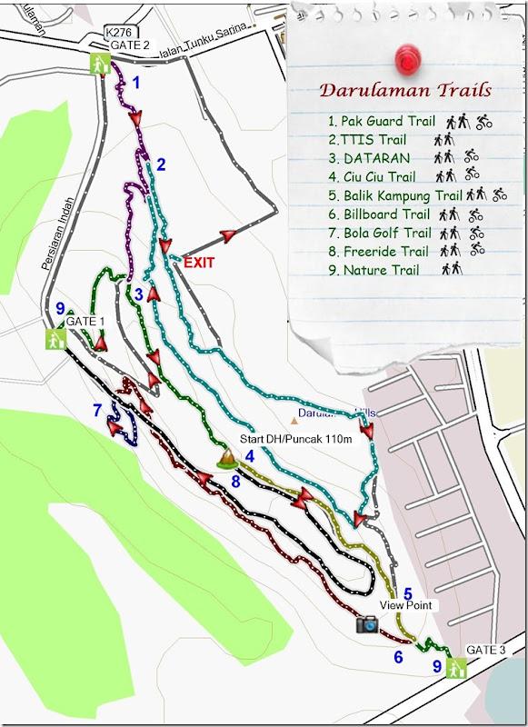 Darulaman Trails