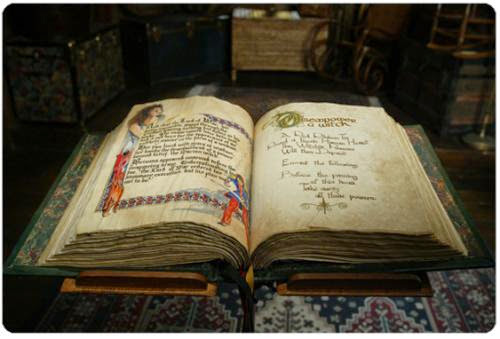 Create Your Own Book Of Shadows