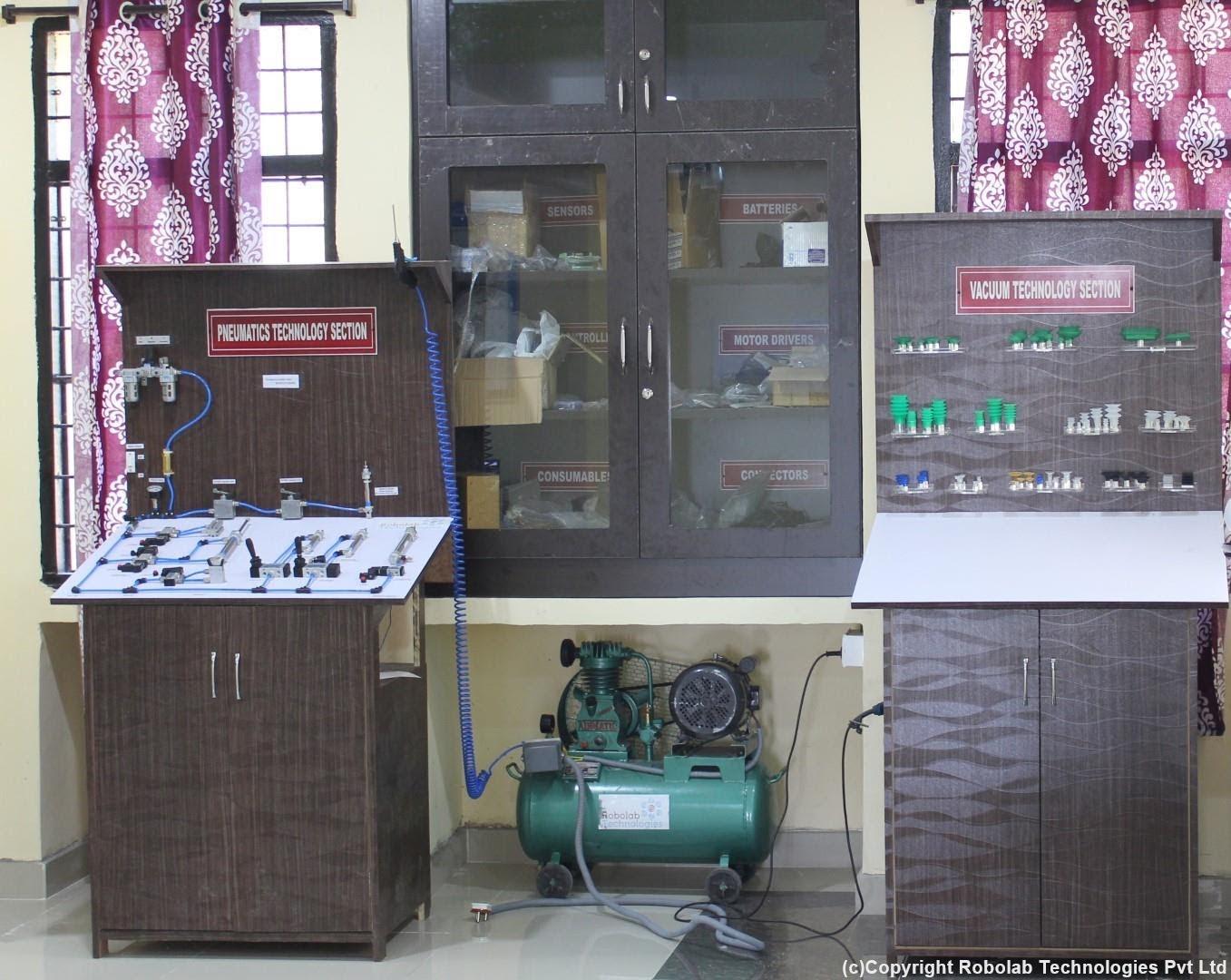 Marri Laxman Reddy Institute of Technology, Hyderabad Robolab (5).jpg