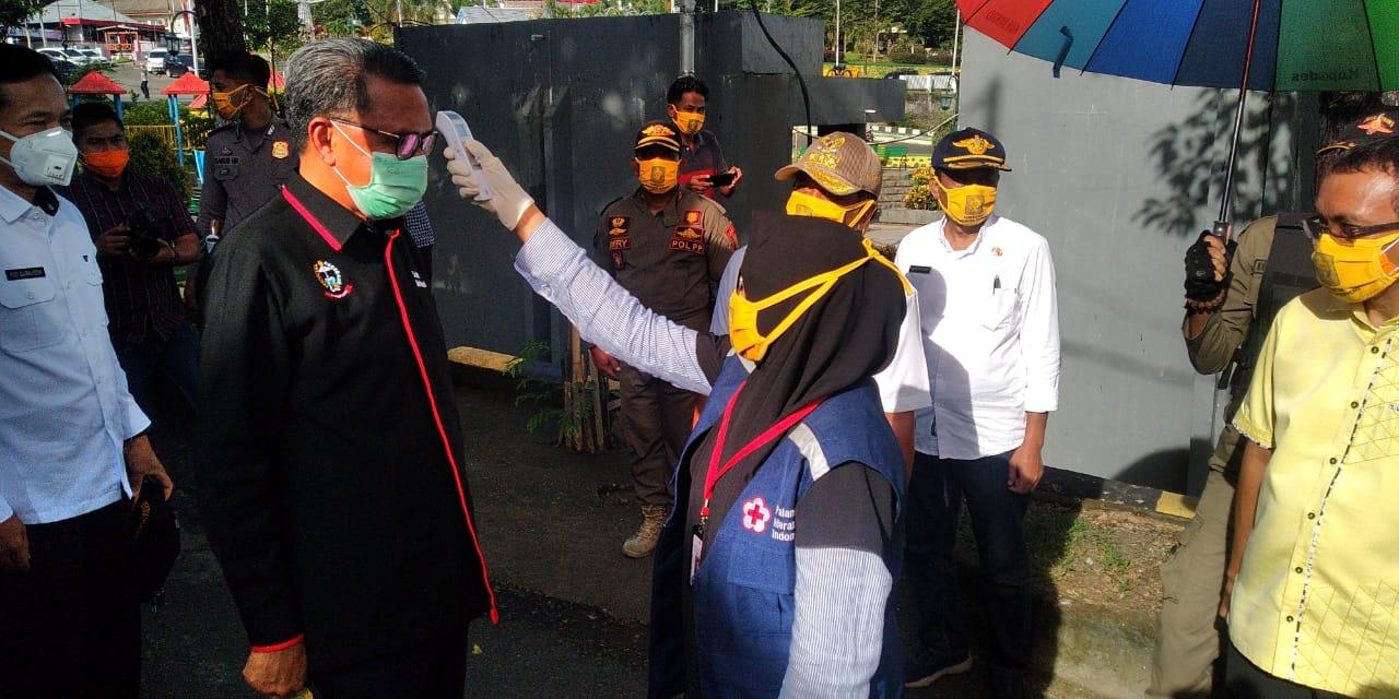 Soppeng Satu-satunya Kabupaten di Indonesia Timur Bisa Lakukan Pemeriksaan PCR