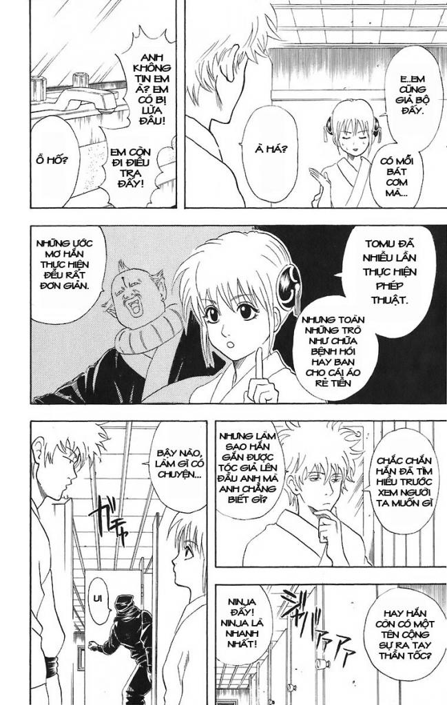 Gintama Chap 49 page 10 - Truyentranhaz.net