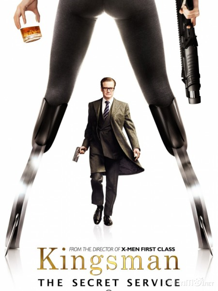 Mật Vụ Kingsman - Kingsman: The Secret Service