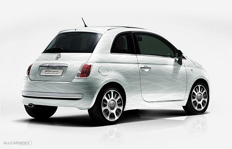 Fiat - 500 Aria