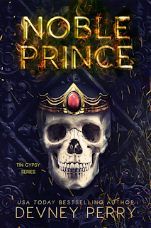 Book Review: Noble Prince (Tin Gypsy #4) by Devney Perry