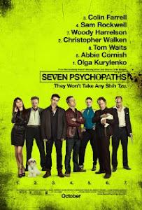 7 Kẻ Tâm Thần - Seven Psychopaths poster