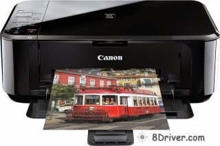 download Canon PIXMA MG3120 printer's driver