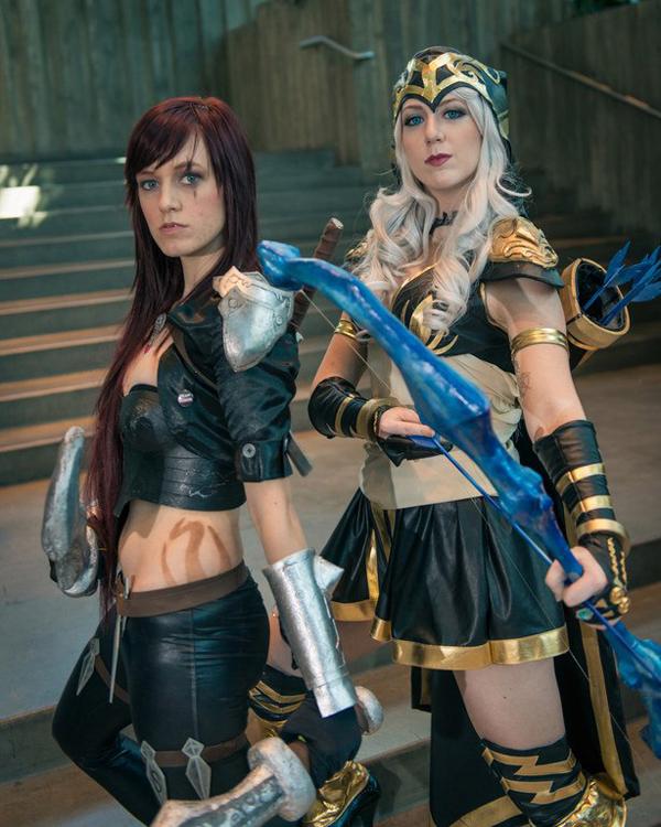 Missyeru và cosplay Ashe tuyệt đẹp tại Pax Prime 2012 - Ảnh 16