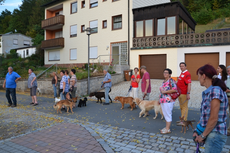 On Tour in Goldkronach: 11. August 2015 - DSC_0488.JPG