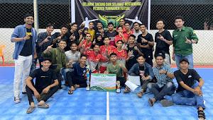 Kalahkan IMPKL Lhokseumawe, IMKJ Bireuen Juara Futsal Imatabagsel Cup II