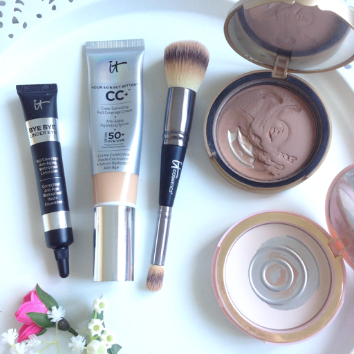 Makeup Prodcuts I Use When I'm Up Against The Clock