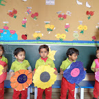 Introduction of Sunflower (Playgroup) 03.03.2016