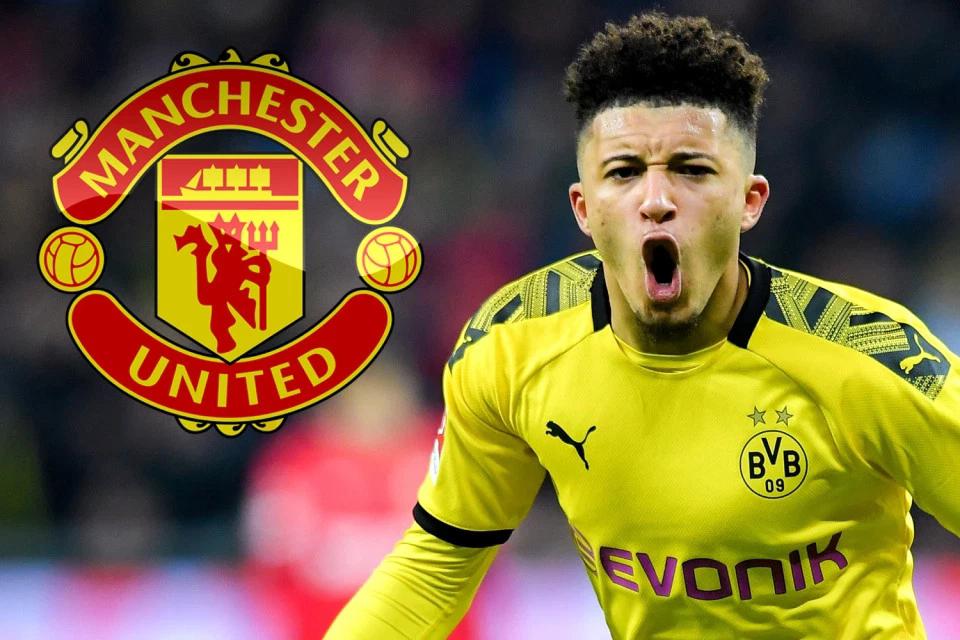 Transfer Jadon Sancho ke Man Utd mendapat lampu hijau dari Borussia Dortmund