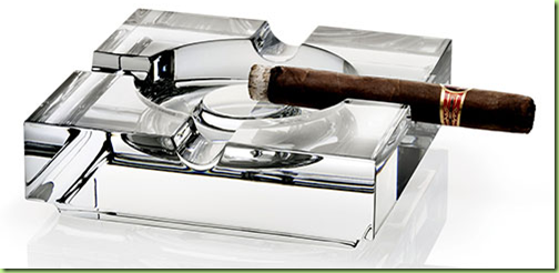 ashtray cigar