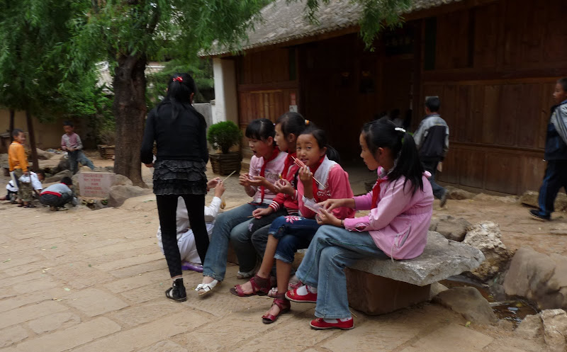 Chine. Yunnan .SHA XI et environs proches 1 - P1240911.JPG