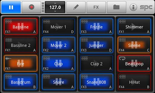 SPC  Music Sketchpad Demo screenshot 1