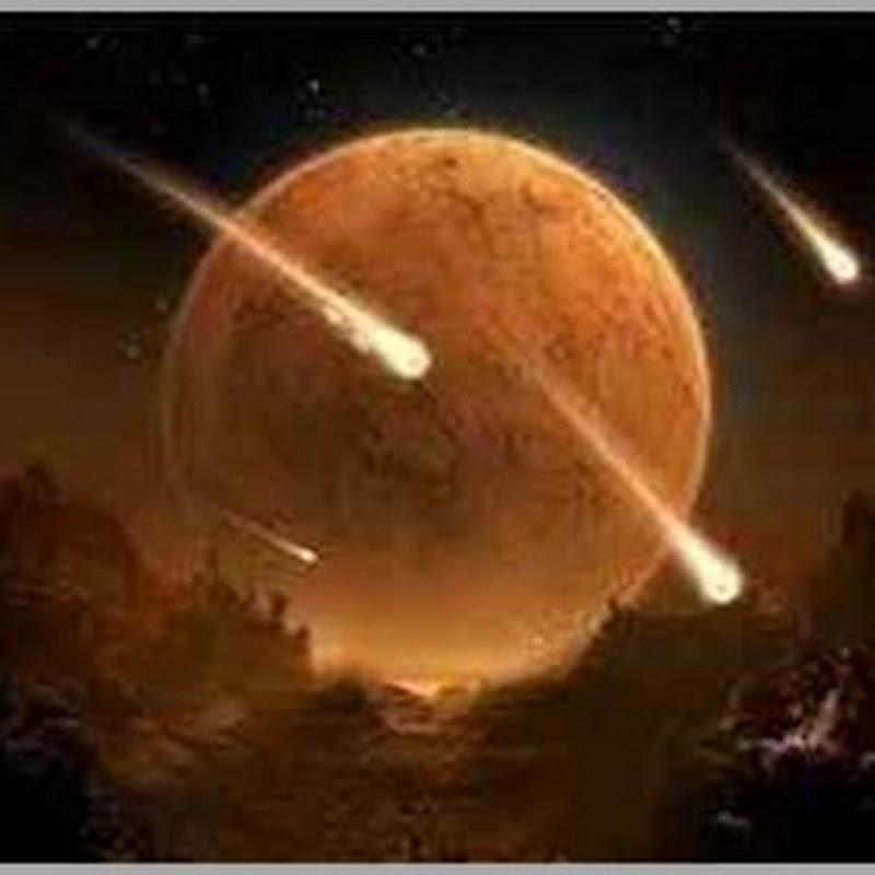 O Astro Intruso (Nibiru) e o Fim da Atlântida e da Quarta Raça Mãe