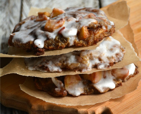 Low Carb Apple Fritters