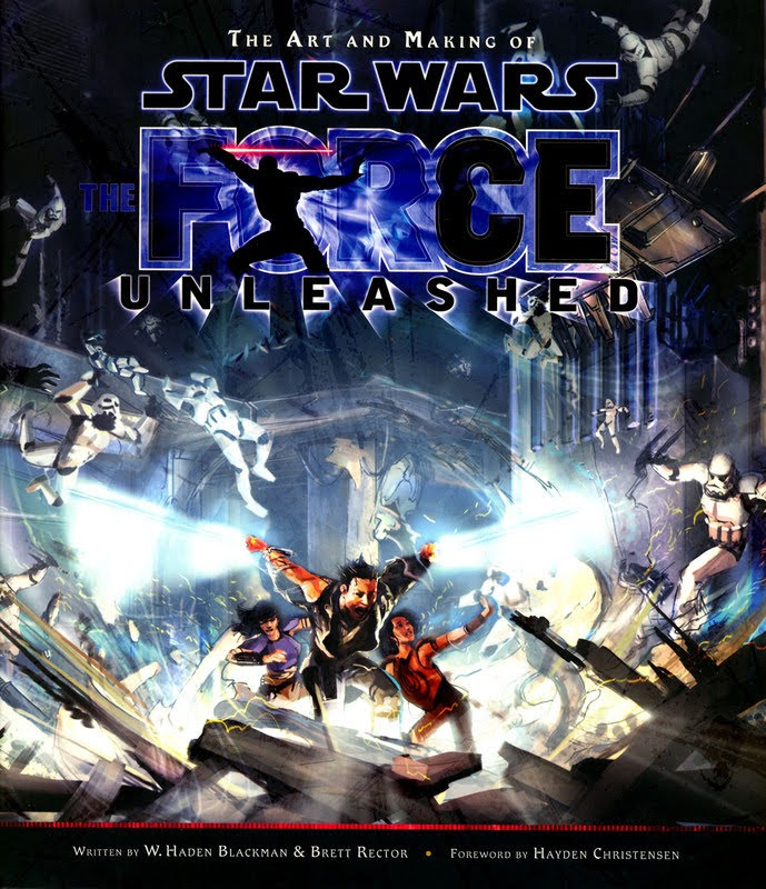 The Art and Making of Star Wars: The Force Unleashed (2008)