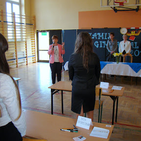 Egzamin gimnazjalny 2013 - 23-25 kwietnia 2013