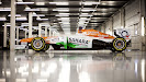 Force India F1 VJM06 side view