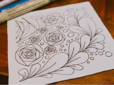 [生活] 放鬆舒壓 ❤ DK Artaroma療癒繪。一切隨心的禪繞畫
