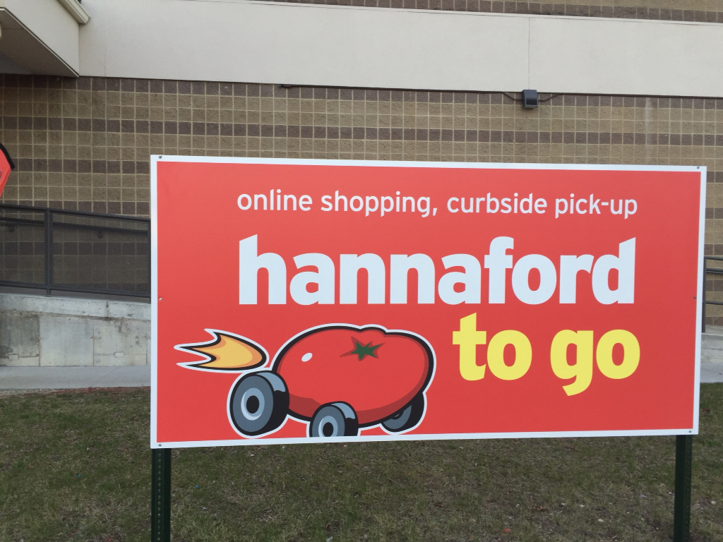 because there arent any direct to home grocery services in our area like peapod the hannaford option is the only one available while amazon is testing a - Hannaford Christmas Hours