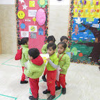 SHAPE PARADE FOR NURSERY WITTY WORLD (15.12.2016)