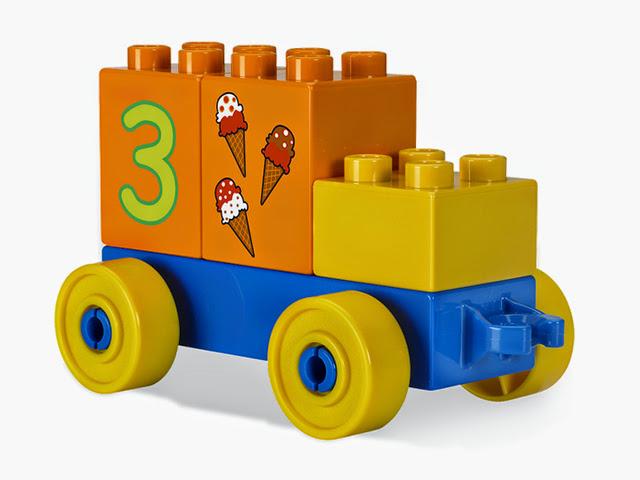 5497 レゴ デュプロ かずあそびセット