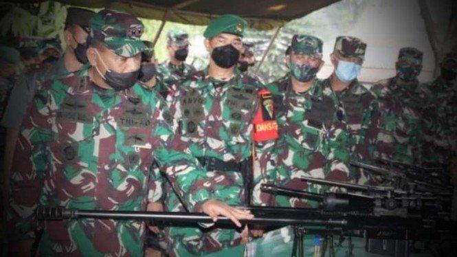 Siap Hadapi OPM, Pasukan Setan TNI AD Akan Masuk Papua Minggu Depan