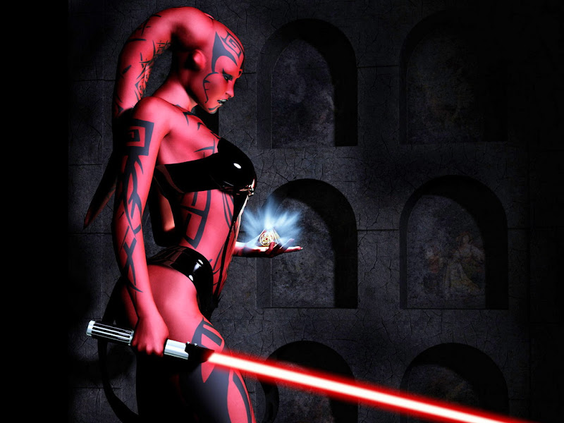 Space Sword Fantasy Girl, Warriors