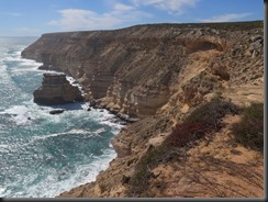 170506 054 Coastline Near Kalbarri