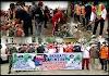 Bekasi Berani Bersatu Untuk Indonesia Bersih, Ratusan Warga Segara Makmur Ikuti Giat Word Cleanup Day 2021