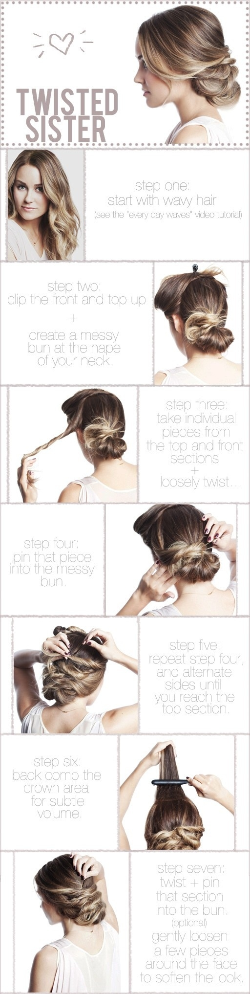 Tutorial On How To Style Your Hair _ For Summer 2017 4
