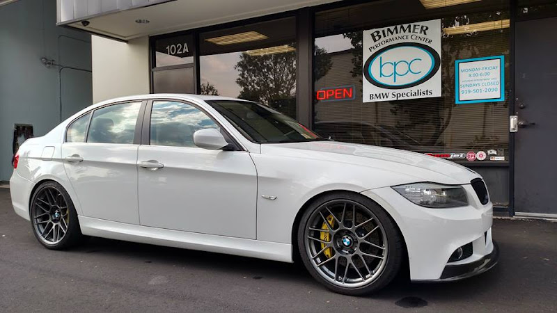E90 335d Hybrid Turbos & Meth Kit U S A  Edition - BMW 3