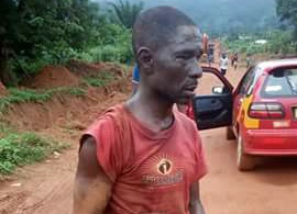 Young Man Beheads His Brother For Money Ritual (Graphic Photos)