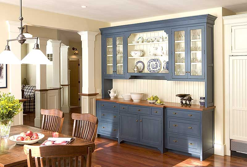 Home Plans: A New Twist On An Old Classic....Butlers Pantries