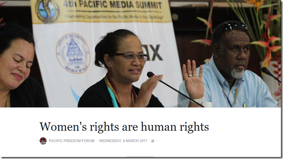 20170309 PFF IWD PR womens rights are human rights