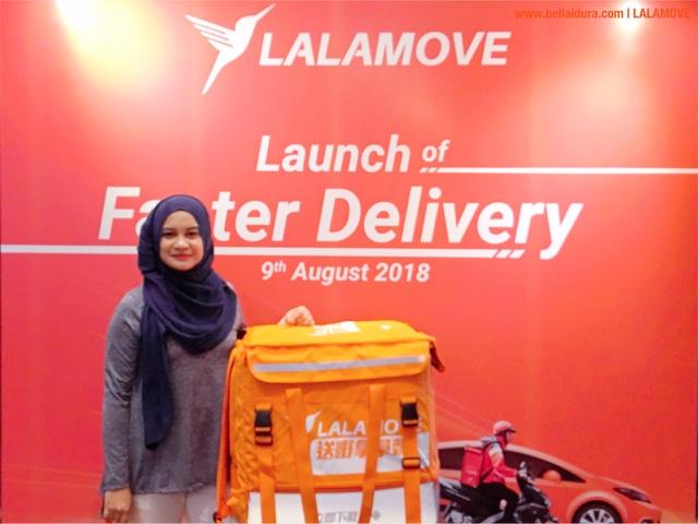lalamove, perkhidmatan penghantaran, perkhidmatan laju, cepat sampai