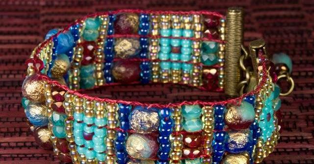 Inspirational Beading: Favorite Egyptian Jewelry Tutorials
